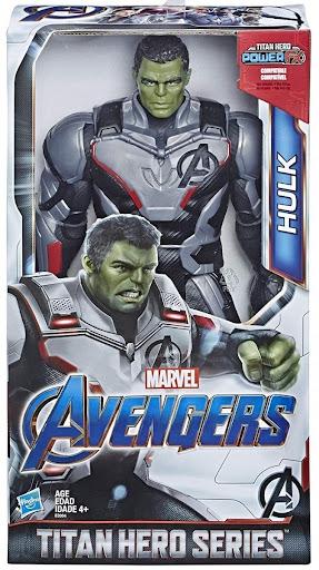 Habsro E3304 Hulk Figure for Kids